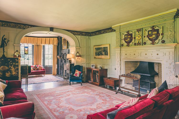 elmore court drawing room rob tarren photography
