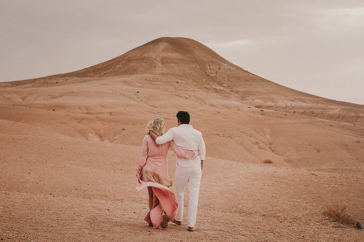 Wedding portraits by Pablo Laguia in Marrakech