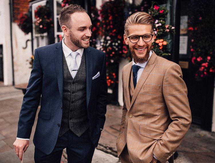 穿着睡衣,穿着最棒的礼服,去参加他的婚礼