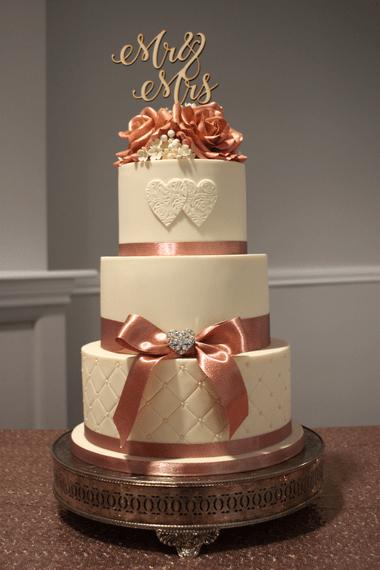 cathlenes cakes allen wedding cake