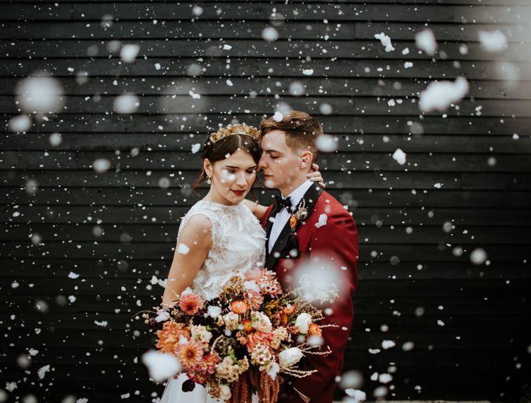 雪雪雪丽的婚礼