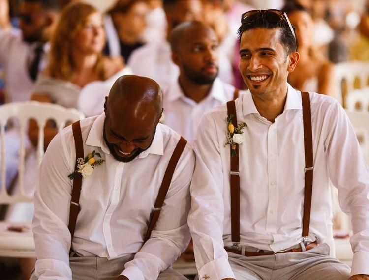婚礼前伴娘的婚礼上最好的