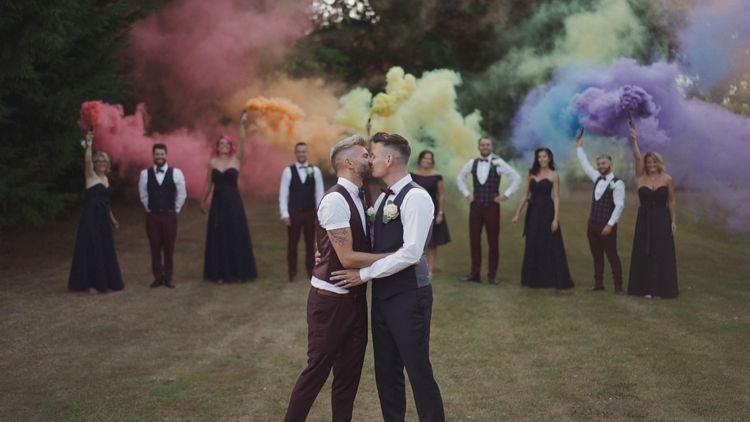mike savory wedding films southwod hall wedding videographer