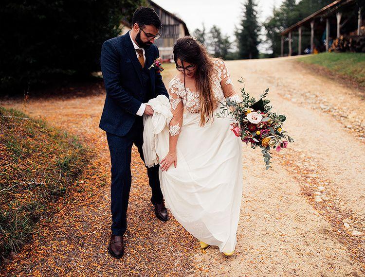 婚礼上的婚礼装饰