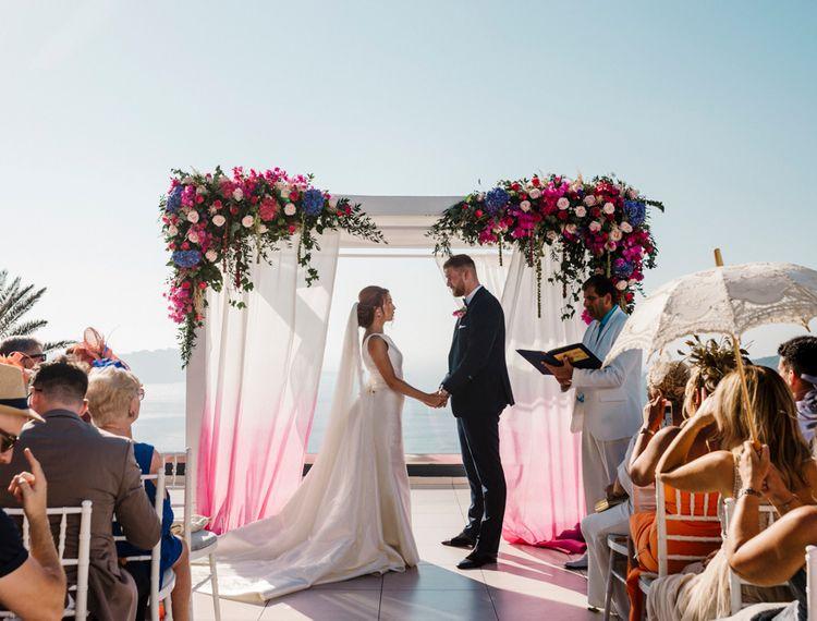婚礼仪式的婚礼仪式