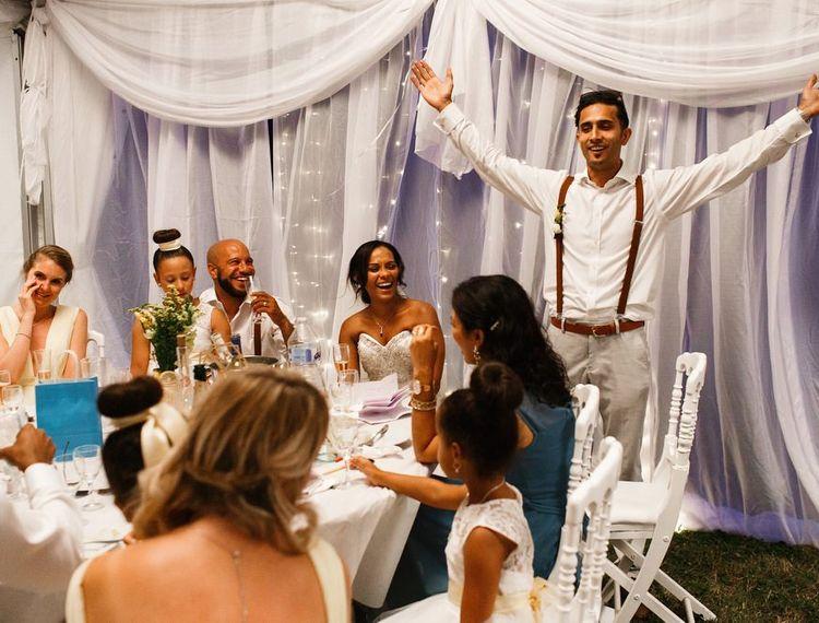 最好的婚礼老师