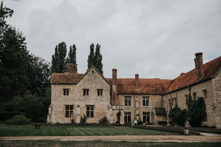 Notley Abbey country house wedding venue