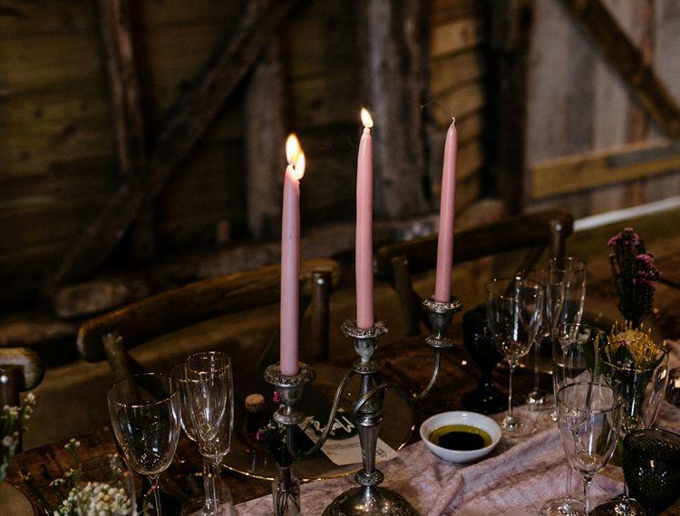 蜡烛蜡烛和蜡烛装饰的装饰