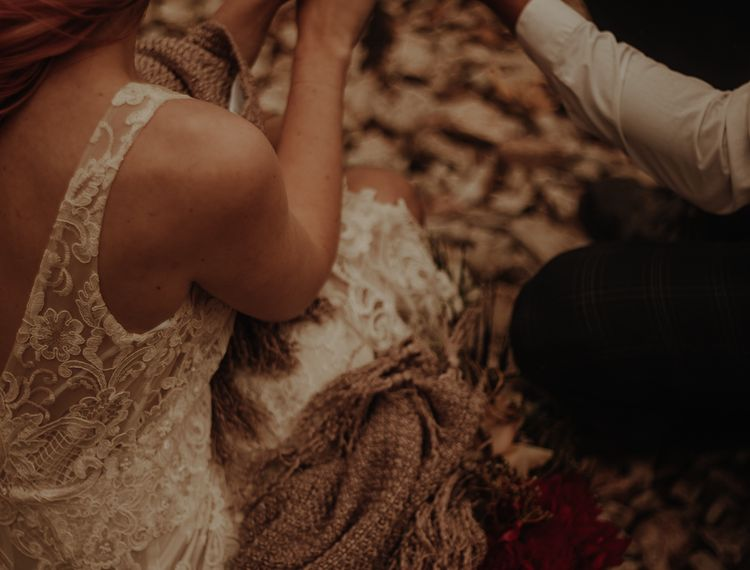 安娜·坎贝尔婚礼