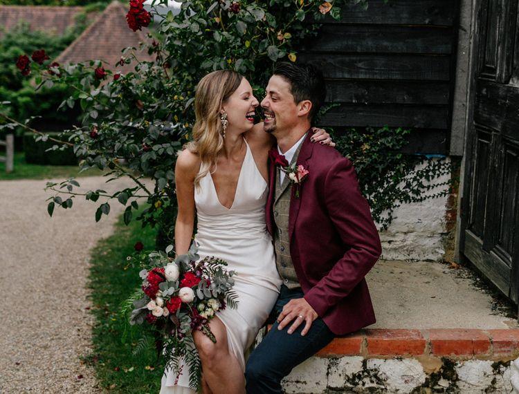 新娘新娘和新郎婚礼