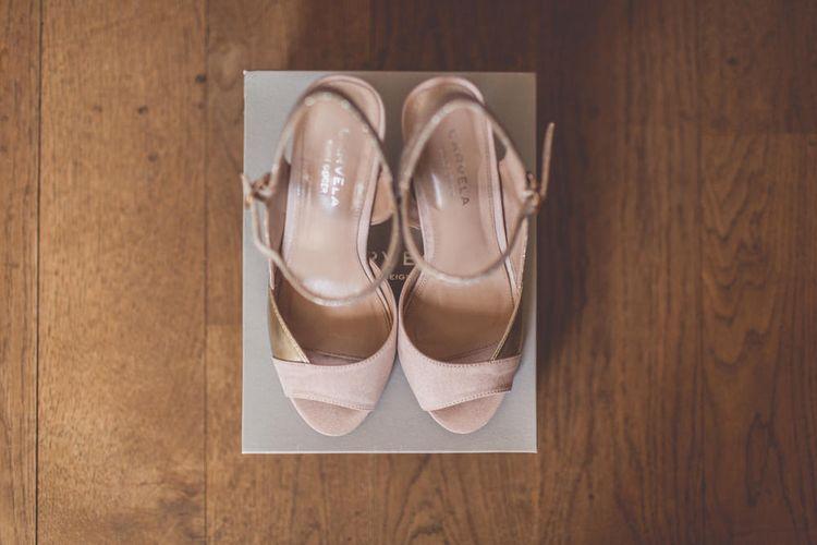 Blush Pink Carvela Shoes