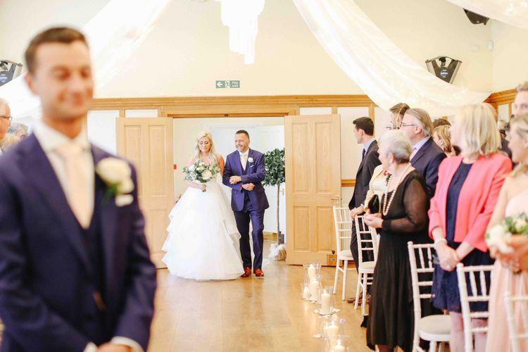 Emotional Bridal Entrance