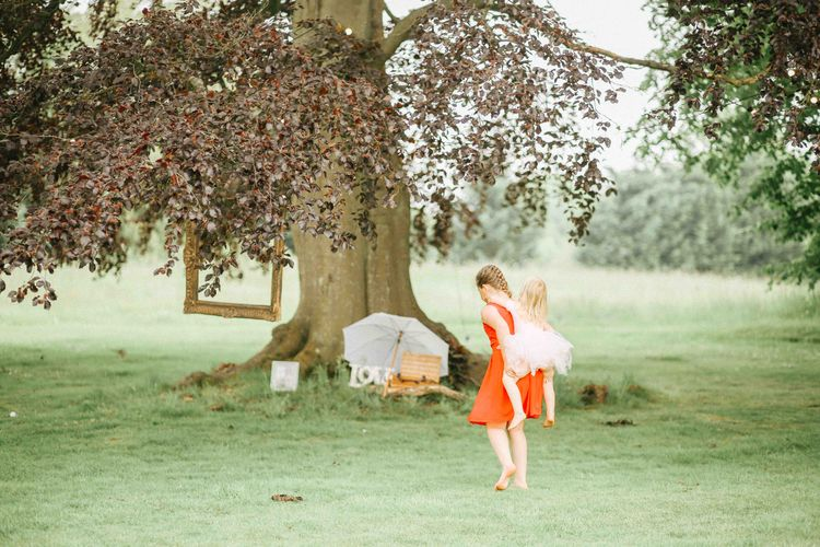 Fairytale Spring Wedding at Silchester House, Berkshire