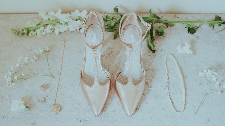 Boden Bridal Shoes