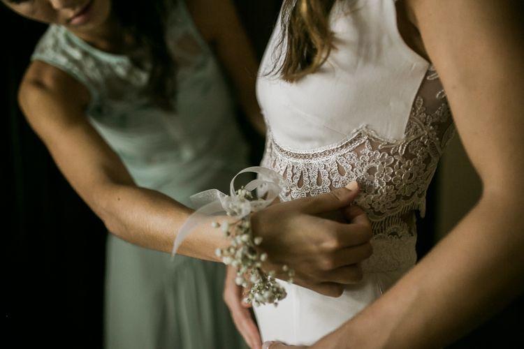 Lace Rime Arodaky Bridal Separates