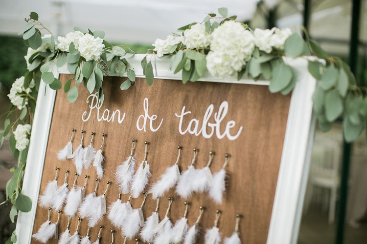 Feather Table Plan