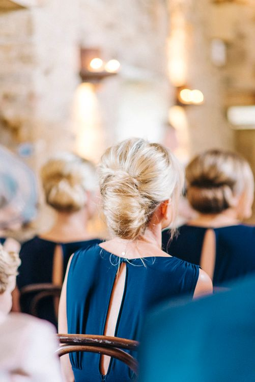 Bridesmaid Up Do