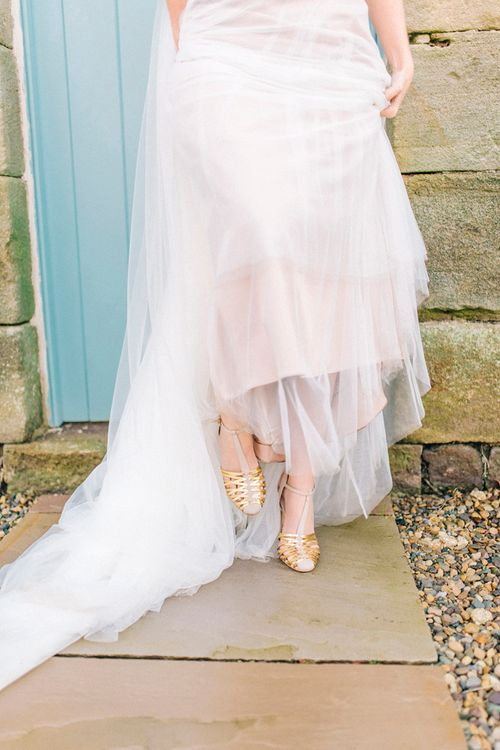 Reiss Bridal Shoes