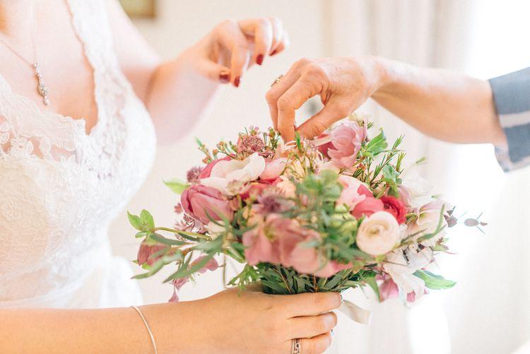 Pink Winter Bouquet