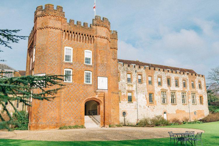 Farnham Castle in Surrey