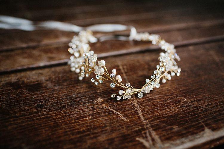 Bridal Headdress Wedding Accessory