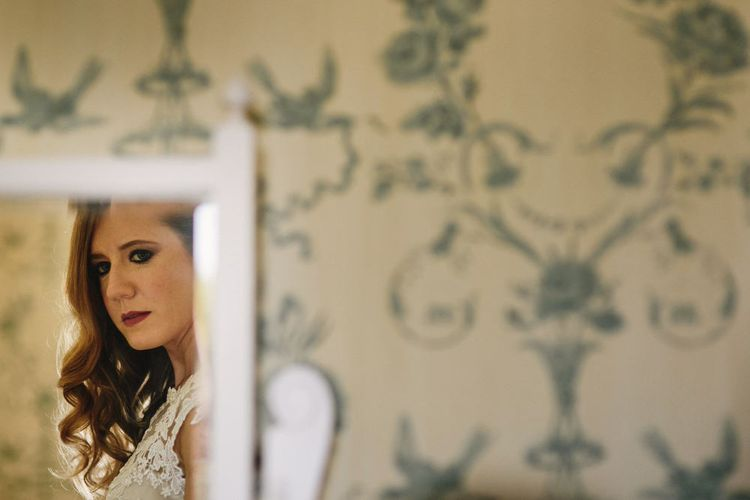 Bridal Preparations Getting Ready | Andy Gaines Photography