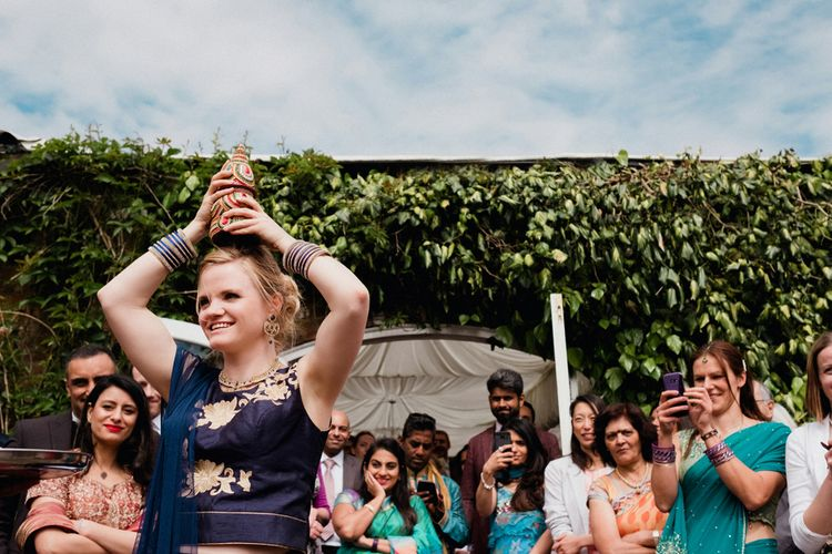 | English & Asian Wedding at Northbrook Park | Claudia Rose Carter