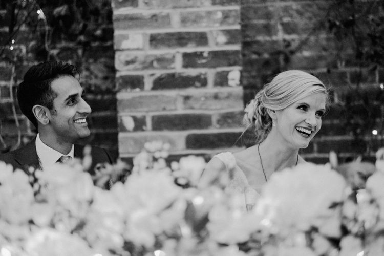 Wedding Speeches | English & Asian Wedding at Northbrook Park | Claudia Rose Carter