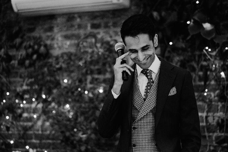Speeches | English & Asian Wedding at Northbrook Park | Claudia Rose Carter