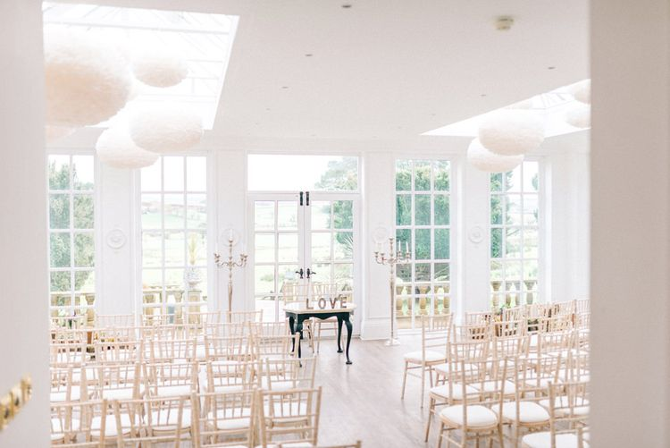 Woodhill Hall North East Wedding