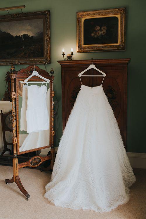 Pronovias Bridal Separates | Errol Park Wedding Venue, Scotland | Jen Owens Images