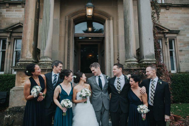 Wedding Party | Errol Park Wedding | Jen Owens Images