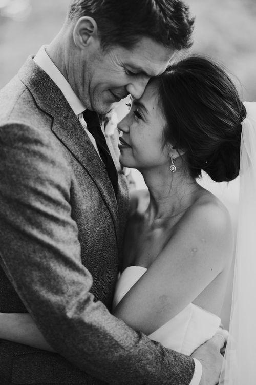 Bride in Pronovias | Groom in Suit Supply | Errol Park Wedding | Jen Owens Images