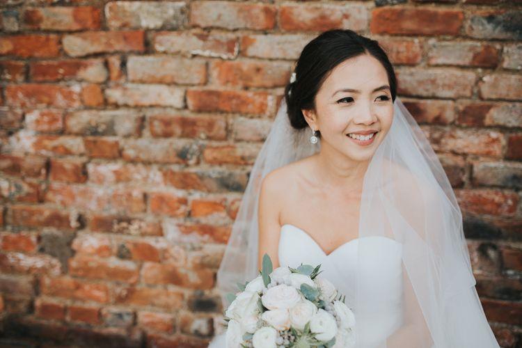 Bride in Pronovias | Errol Park Wedding | Jen Owens Images