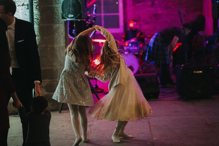 Flower Girls | Errol Park Wedding | Jen Owens Images