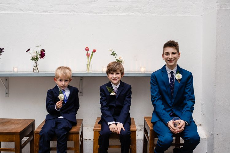 Chic London Wedding at St Bartholomew the Great Church & St John Bar & Restaurant | Helen Abraham Photography