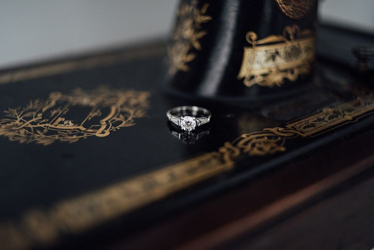 Ring | Ibiza Wedding | Liberty Pearl Photography