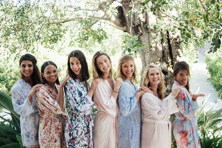 Bridesmaids | Ibiza Wedding | Liberty Pearl Photography