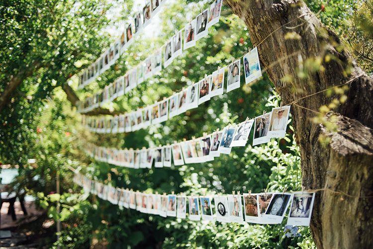 Polaroids | DIY | Ibiza Wedding | Liberty Pearl Photography