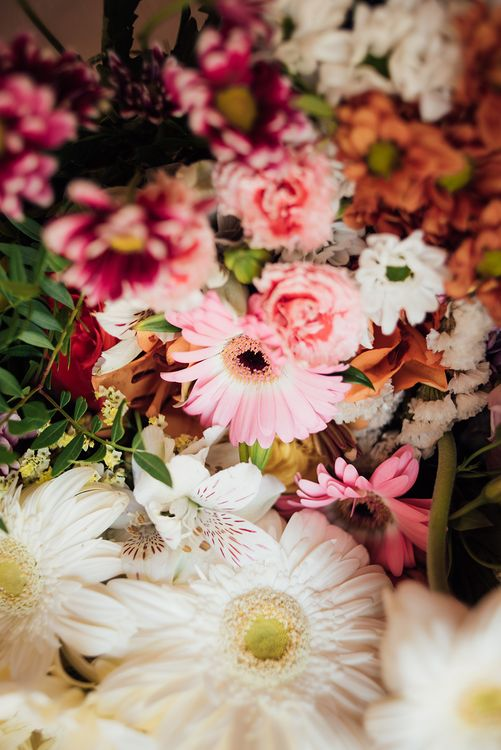Florals | Ibiza Wedding | Liberty Pearl Photography