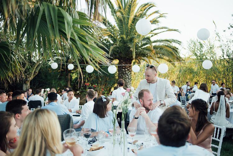 Reception | The Chef Ibiza | Ibiza Wedding | Liberty Pearl Photography