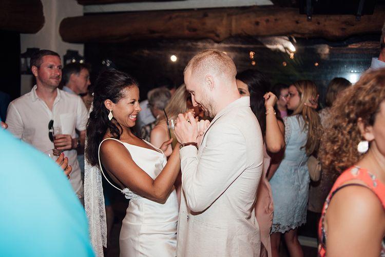 Dancing | Ibiza Wedding | Liberty Pearl Photography