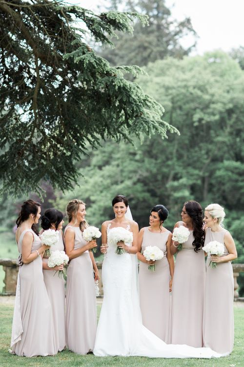 Alternative Wedding Group Shots // Image By Emily Hannah
