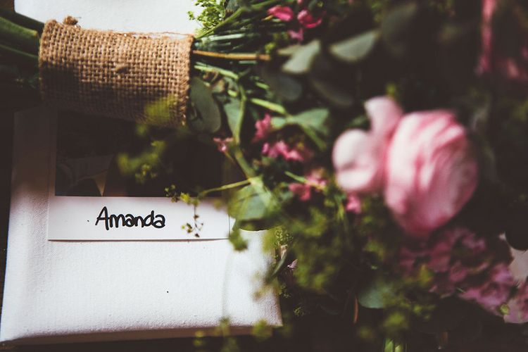 Jam Jar Wedding Flowers