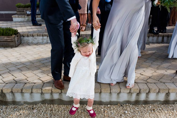 Little Ones At Weddings