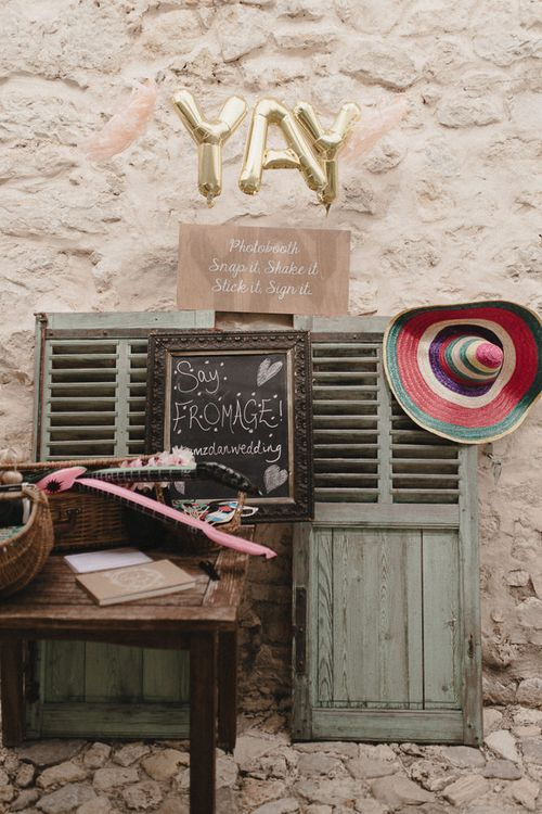 Rustic Luxe South Of France Wedding