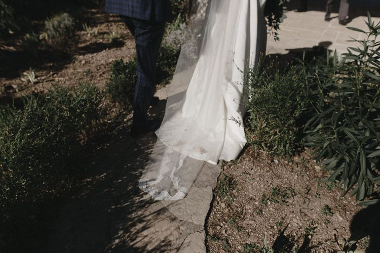 Veil From Britten Weddings