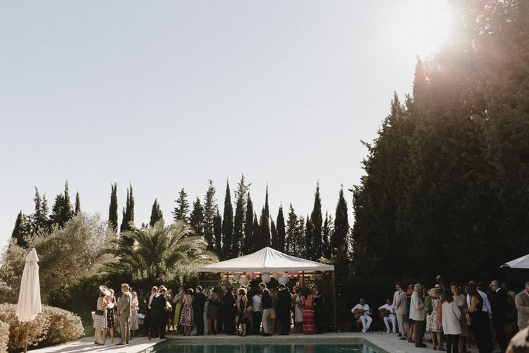 Rustic French Wedding Venue South Of France