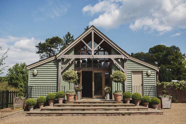 The Garden Barn, Suffolk