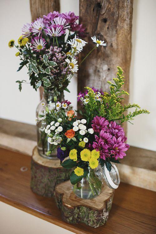 Wild Flower Display